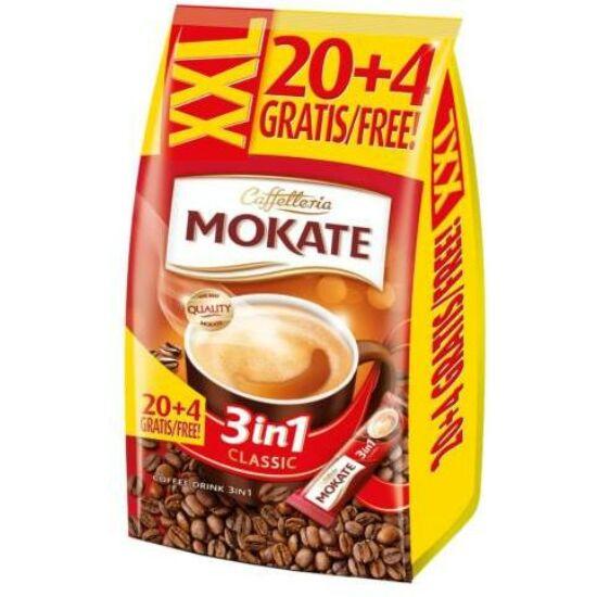 Mokate 3in1 Instant Kávé 24 db