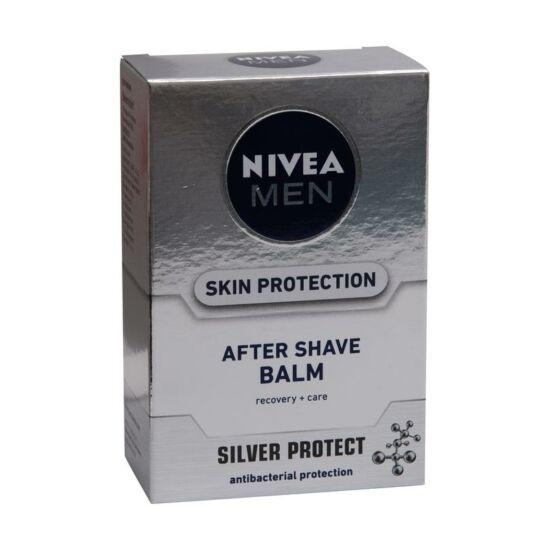 Nivea Men Silver Protect After Shave Balzsam 100 ml