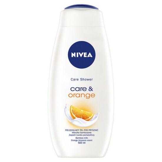 Nivea Care & Orange Tusfürdő 750 ml