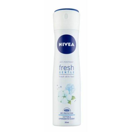 Nivea Fresh Gentle Cotton & Springwater Scent Spray 150 ml