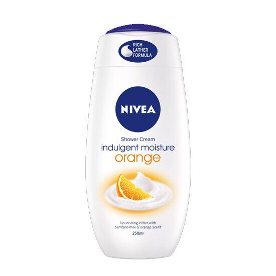 Nivea Orange Tusfürdő 250 ml