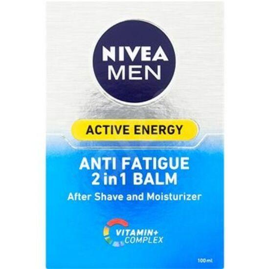 Nivea Men Active Energy Anti Fatigue 2in1 After Shave Balzsam 100 ml