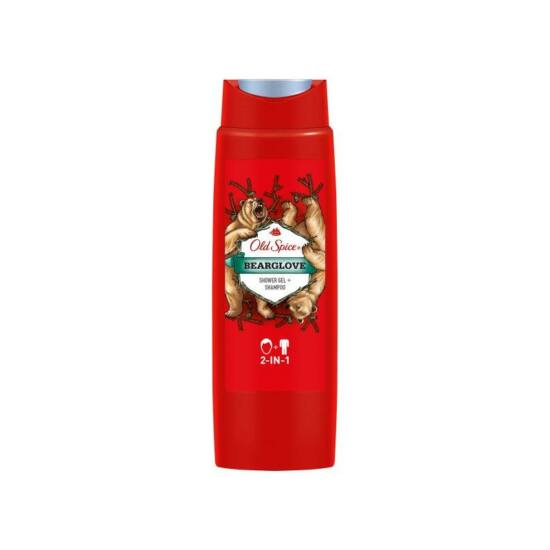 Old Spice Bearglove 2in1 Tusfürdő 400 ml