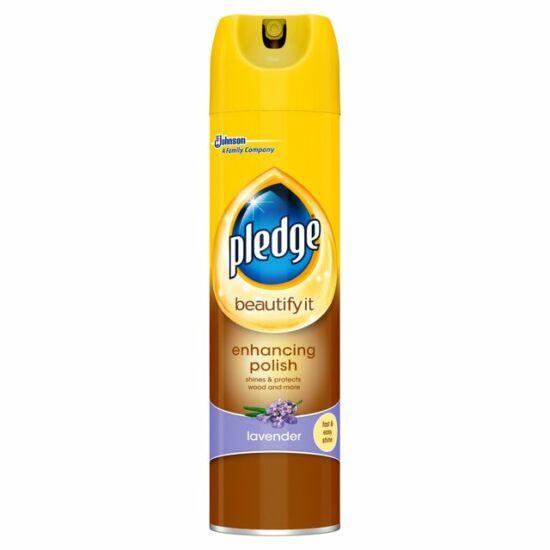 Pledge (Pronto) Lavender Bútorápoló Spray 250 ml