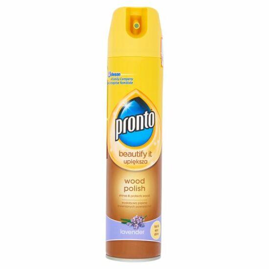 Pronto Bútorápoló Spray Levendula 250 ml