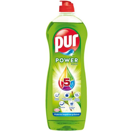 Pur Power 5 Apple Mosogatószer 750 ml