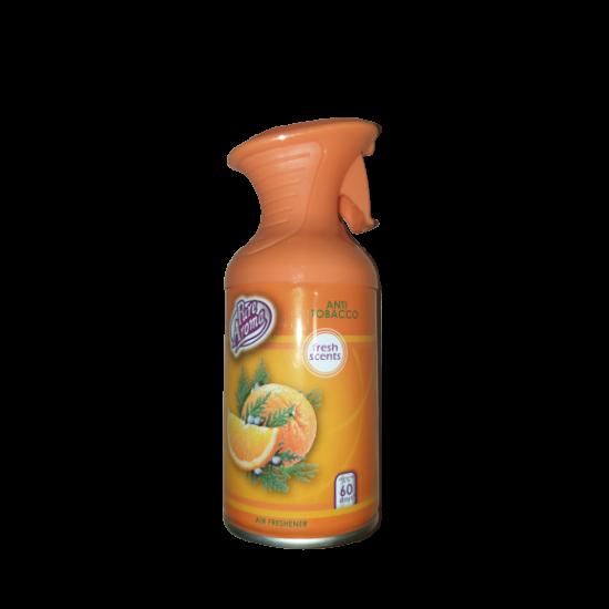 Pure Aroma Anti Tobacco Légfrissítő Spray 250 ml