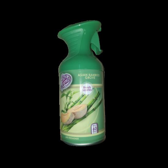 Pure Aroma Asian Bamboo Grove Légfrissítő Spray 250 ml
