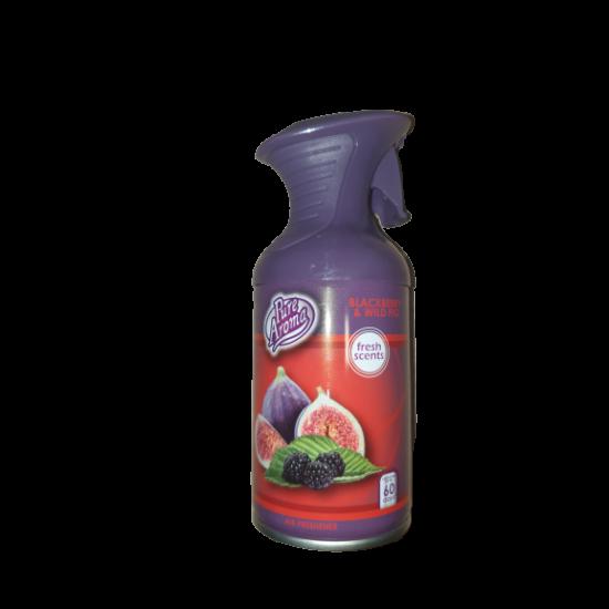 Pure Aroma Blackberry & Wild Fig Légfrissítő Spray 250 ml