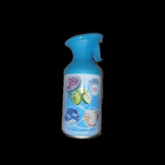 Pure Aroma Linen in the Sky Légfrissítő Spray 250 ml