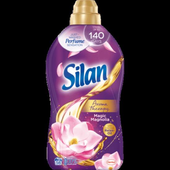 Silan Aromatherapy Magic Magnolia Öblítő 58 mosás 1450 ml