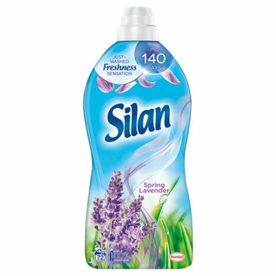 Silan Spring Lavender Öblítő 72 mosás 1800 ml
