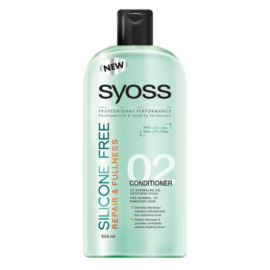 Syoss Silicone Free Repair & Fullness Balzsam 500 ml