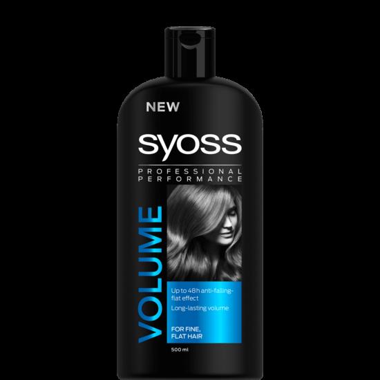 Syoss Volume Sampon 500 ml