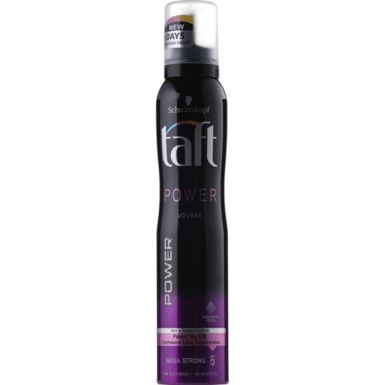 Taft Power Cashmere Hajhab Mega Strong 200 ml