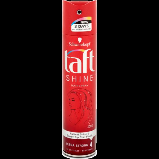 Taft Shine Hajlakk Ultra Strong 250 ml