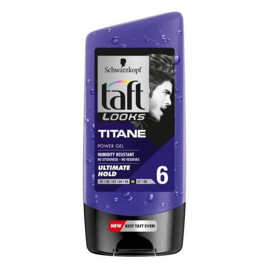 Taft Looks Titane Hajzselé 150 ml