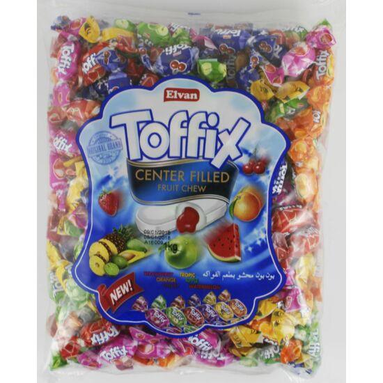 Toffix Gyümölcsös Puha Cukorka 1 kg