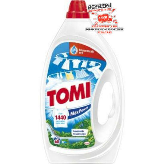 Tomi Amazónia Frissessége Folyékony Mosószer 3 l 60 mosás