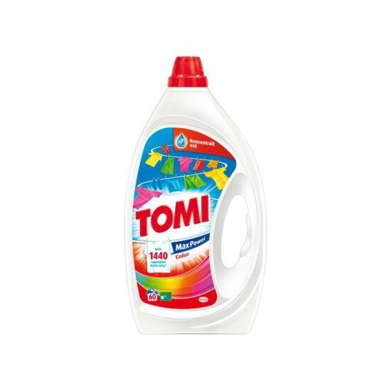 Tomi Maxpower Color Folyékony Mosószer 3 l 60 mosás