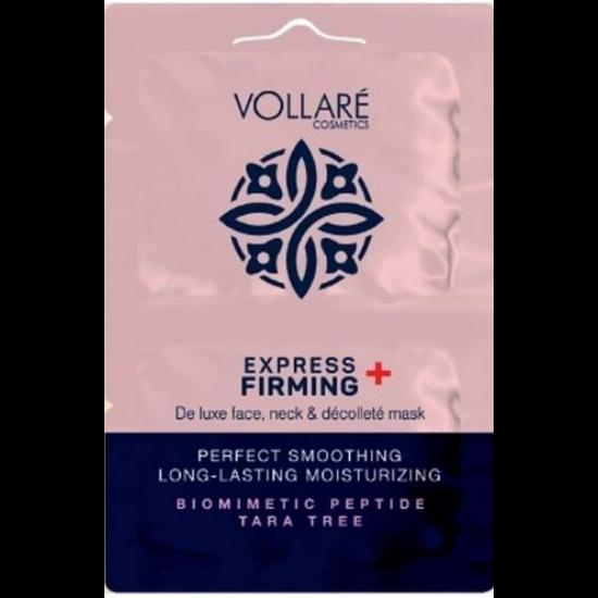 Vollaré Cosmetics Express + Firming Arcmaszk 2x5 ml
