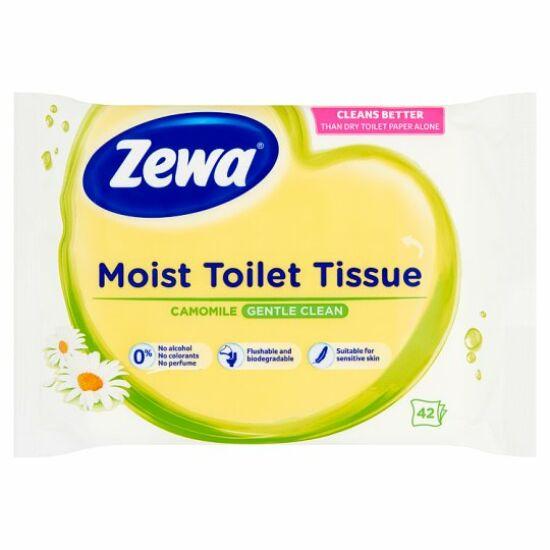 Zewa Kamilla Nedves Toalettpapír 42 db